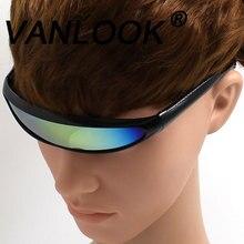 Festival Sun Glasses Women's Sunglasses Men Party Zonnebril Dames One Piece Sonnenbrille Black Bar Silver Goggle For Fashion