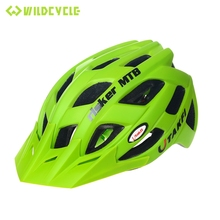 2015 New Bicycle Bike helmet 23 Air Vents Cycling Helmets Road MTB Bicycle Helmets Size L Green Blue Black Cascos Ciclismo