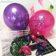 5pcs Penis Balloon Fun Balloons Wedding Bachelor Party Decorations Festive Party Supplies