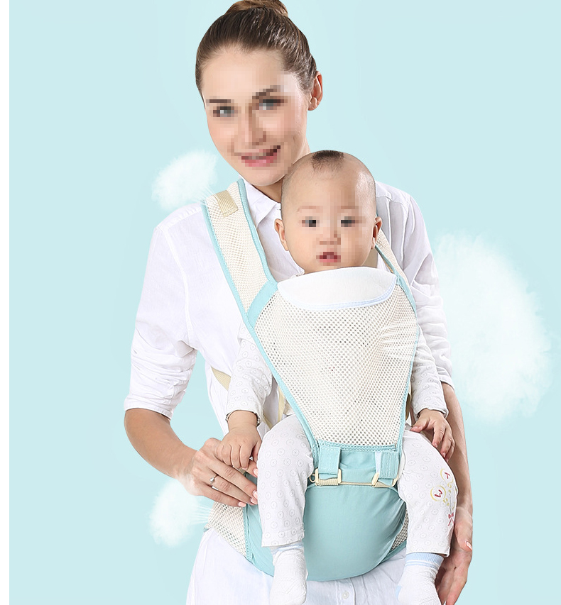 Maternal and infant supplies Front embrace type Summer Air permeability Baby sling Removable Non-slip Multi-functionMaternal and infant supplies Front embrace type Summer Air permeability Baby sling Removable Non-slip Multi-function