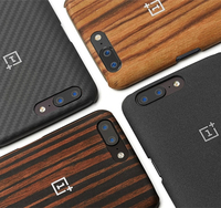 100 Official Back Cover For Oneplus 5 Case Oneplus5 Phone Shell Cases And Covers Original Accessories