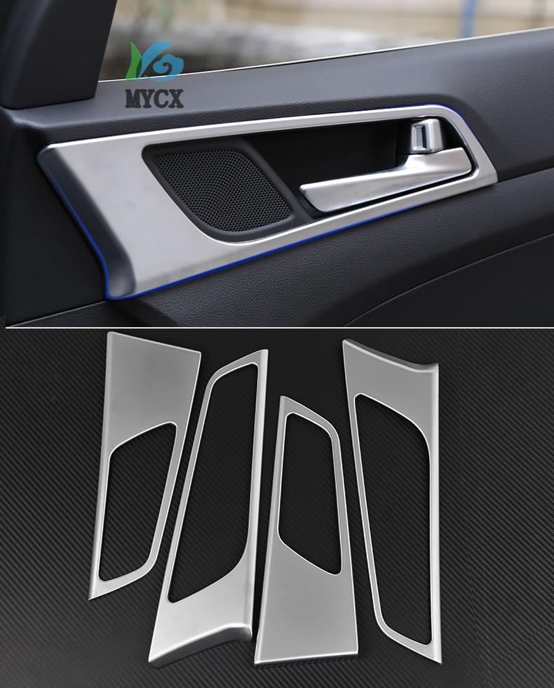 2015 Hyundai Tucson Interior: For LHD Hyundai Tucson Accessories 2015 2016 2017 ABS Car