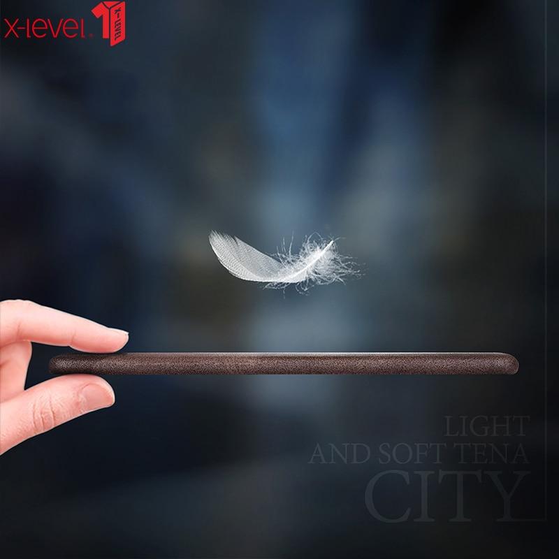 Ρετρό θήκη X-Level για iPhone 7 8 Πολυτελές - Ανταλλακτικά και αξεσουάρ κινητών τηλεφώνων - Φωτογραφία 3