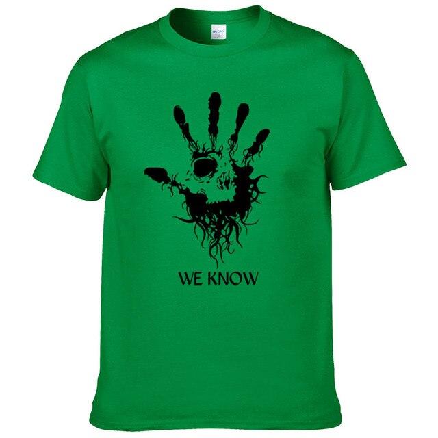 Мужская футболка Skyrim -