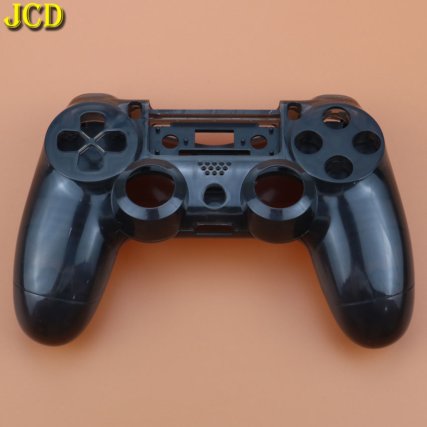 Image 2 - JCD Clear Matt Handle Front Back Housing Shell Case Cover Buttons Kit for Sony PS4  Dualshock 4 Old Version Gamepad Controller-in Cases from Consumer Electronics