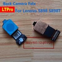 1pcs Lot High Quality Big Rear Back Camera Module Flex Cable For Lenovo S898 S898t Phone