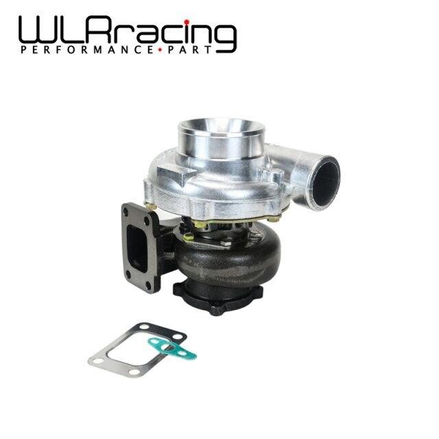 WLR RACING-GT3582 GT35 GT3582R T3 bride à eau 4 boulons turbocompresseur turbo A/R. 70 Turbine A/R.1.06 WLR-TURBO32-106