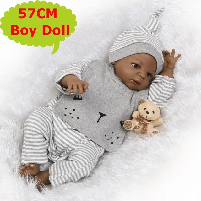 Bilder von schwarzen Babys