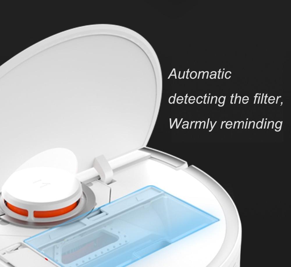 Original Roborock Robot Vacuum Part Pack of Washable HEPA Filter for Mijia / Roborock Vacuum Cleaner Mi Robot Vacuum Filter