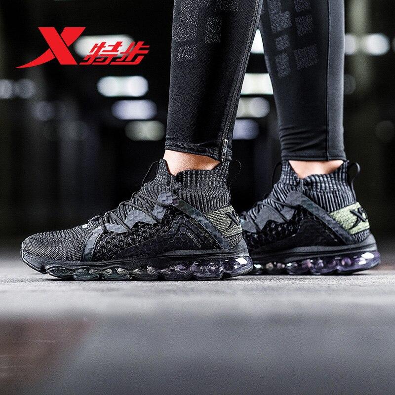 982319119059 XTEP для мужчин Air бег обуви Professional спортивная обувь для мужчин Air подушки Открытый Спортивная обувь кроссовки