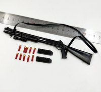 1/6 Scale SWAT Shotgun Models Weapon Set Models for 12''Action Figures Bodies Accessories Toys Gifts