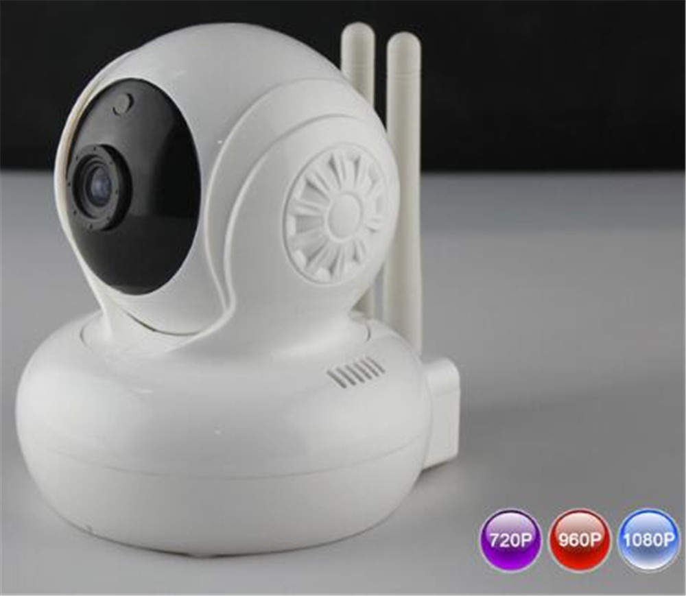 P2P Night Vision WIFI IP Doom Camera 720/960/1080P Optional цена