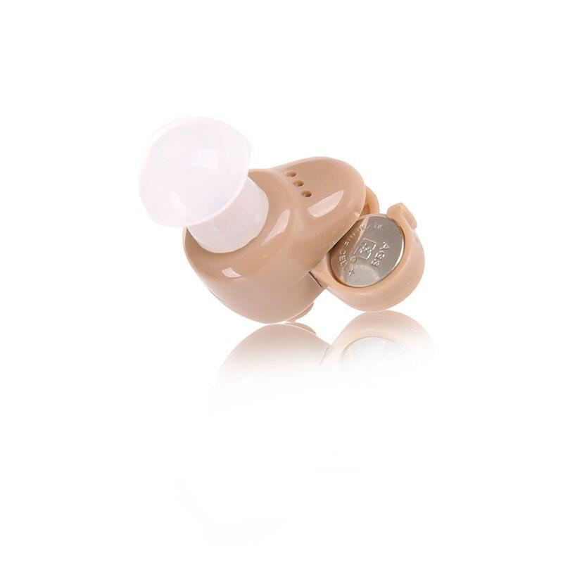 Petit Mini Invisible Aide Auditive Amplificateur Sound Oreille Soins Outil Dispositif Pour Personnes Âgées Disque Sourd Auditive S-900