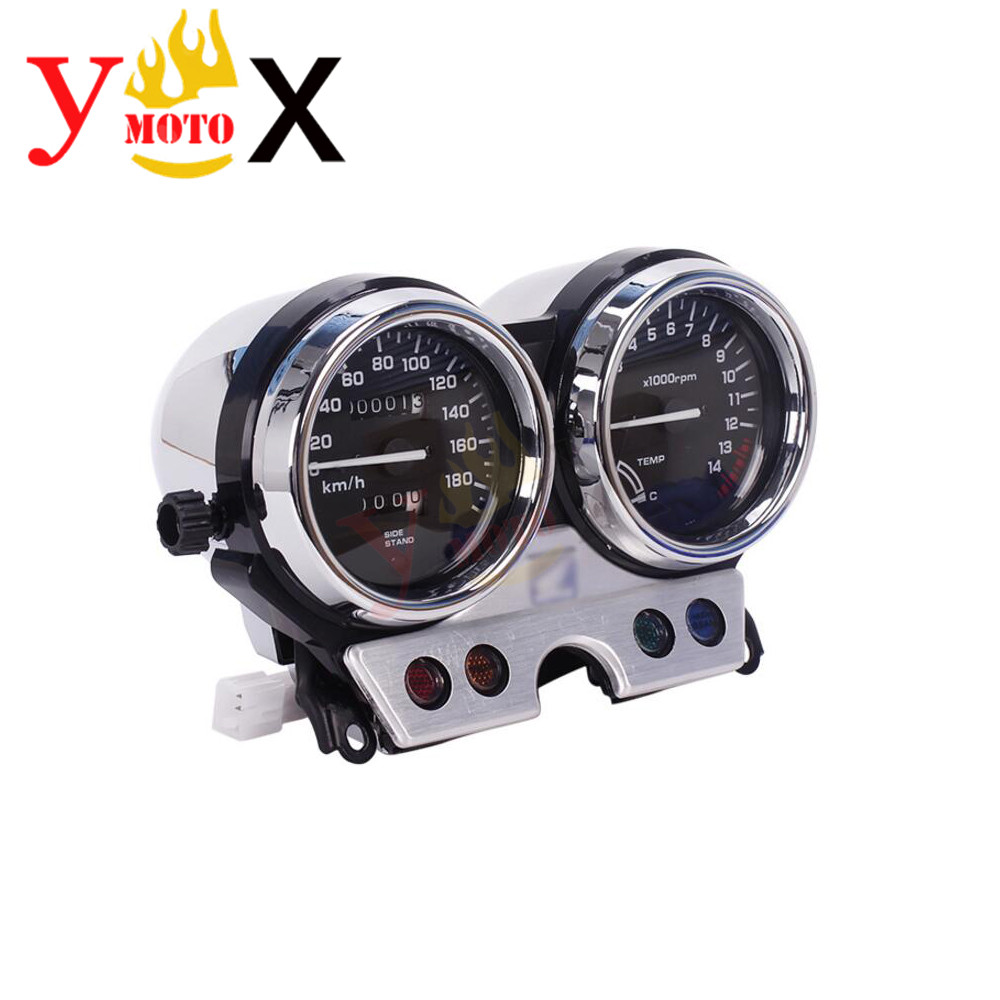 CB 400 92 94 Motorcycle Speedometer Odometer Tachometer Gauges Cluster instrument assembly For Honda CB400 1992