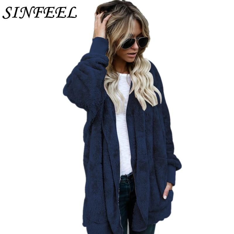 buy 5xl faux fur teddy bear coat jacket. Black Bedroom Furniture Sets. Home Design Ideas