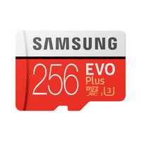 SamSung EVO Plus Upgrade 256GB Micro SD TF Card