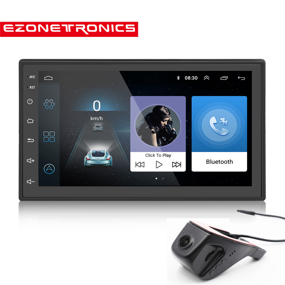 "Auto Radio 2 Din  Android 6.0 GPS Navigation Car Radio Car Stereo 7""1024*600 Universal Wifi Bluetooth USB Audio Player(No DVD)"
