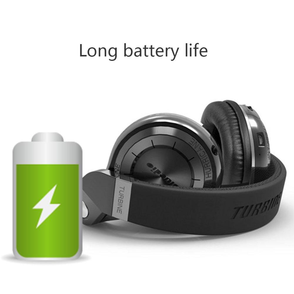 Bluedio T2 Bluetooth sans fil pliable casque avec Mircorphone 3d son Original casque pour téléphone portable pour Xiaomi écouteur - 5