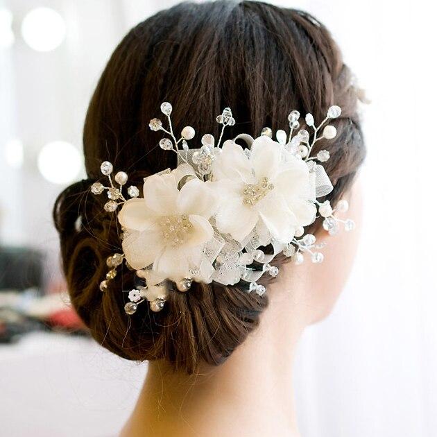 Wedding Accessories Stunning Crystal Pearls Beading Bridal Hats Hand Made Wedding Hair Accessories Bride Hat Ceinture Mariage