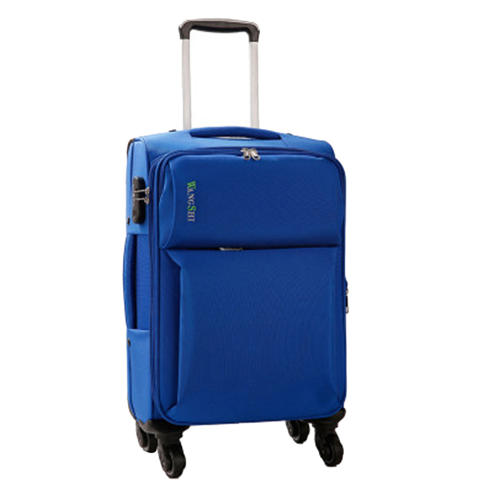 Здесь продается  Classic Men Rolling Luggage 20 Inch High Capacity Oxford durable Spinner Rolling Luggage brand business Travel Suitcase Boarding  Камера и Сумки