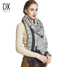2019 Fashion Warm Winter Sjaal Voor Vrouwen Sjaal Luxe Merk Kasjmier Grote Sjaal Wrapwomen Deken Pashmina Sjaal Moslim Hijab