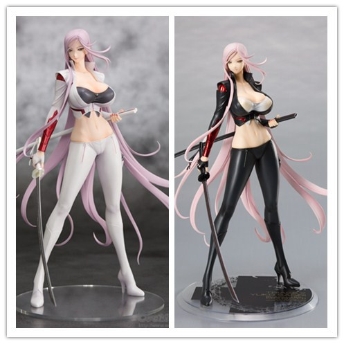 27cm Japanese horny anime determine Orchid Seed Yuka Sagiri motion determine collectible mannequin toys for boys