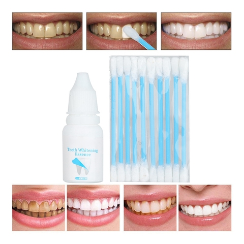 New Hot Sale 10ml Teeth Whitening  Powder Oral Hygiene Cleaning Plaque Stains Removal Karachi