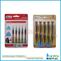 Kaisi KS-5222 7 in 1 versatlle Screwdrivers set professional standard complete Kit Opening Repair Phone Tools for iPhone