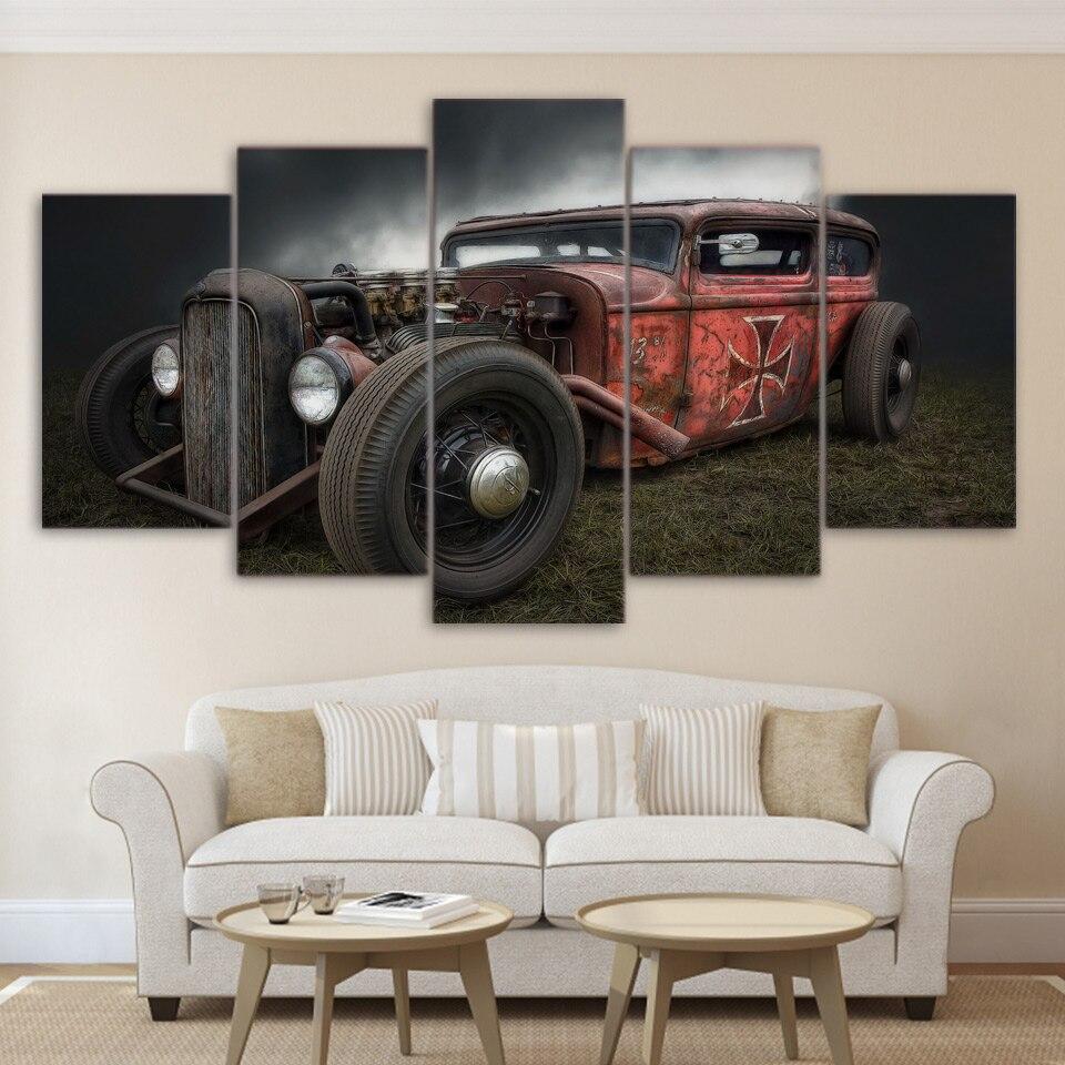 Aliexpress Com Buy Frame Wall Art Home Decor Painting