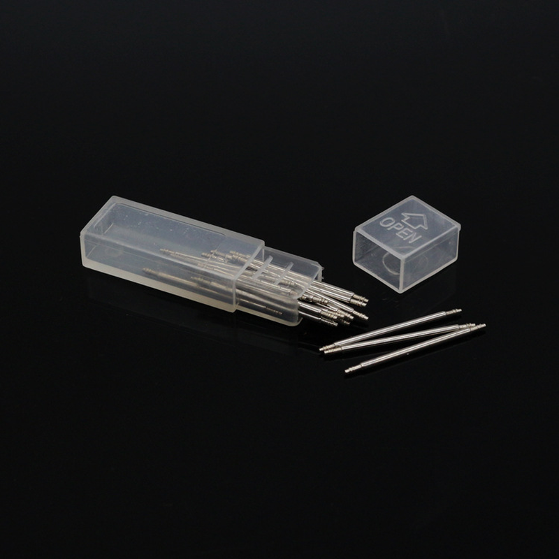 20pcs Watch Fittings Seamless Semi-steel  Pins Do not Rust  Ears 8/9/10/11/12/13/14/15/16/17/18/19/20-25mm