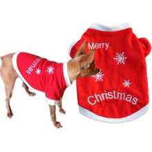 """Adorable Chihuahua """"Merry Christmas"""" sweater"""