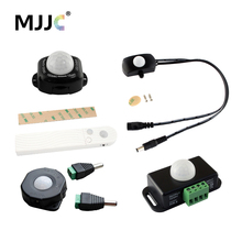 12V PIR Sensor 24V 5V DC12V Motion Sensor Movement Detector Automatic Switch