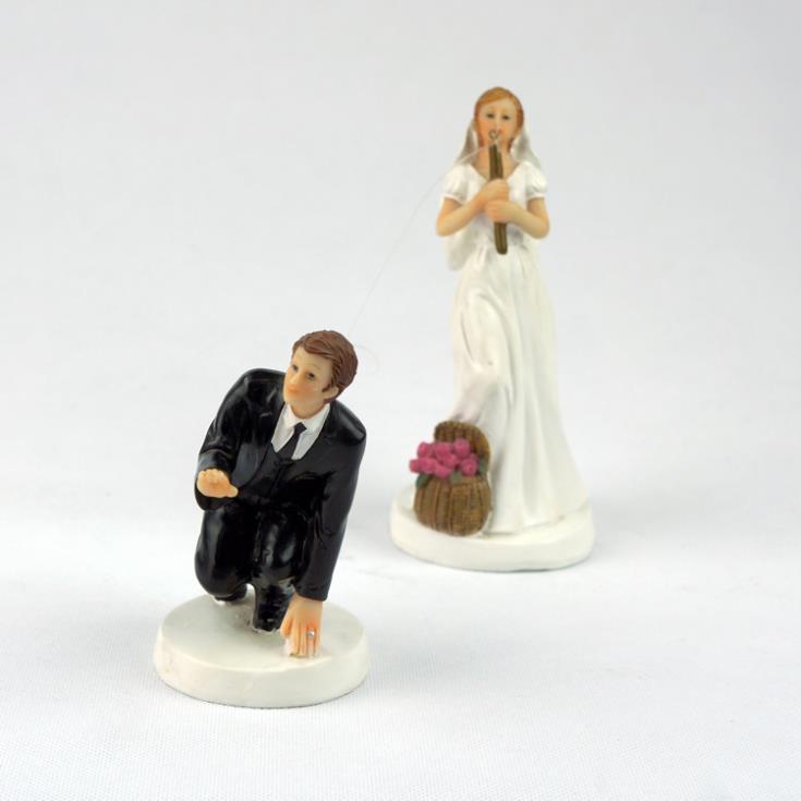 Online Get Cheap Fishing Wedding Cake Toppers Aliexpresscom