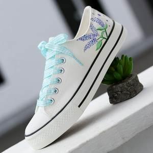 f96d17fd11558 JF Canvas shoes casual tenis feminino women sneakers