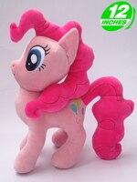 Ty Beanie Boos Big Eyes Miękkie Wypchane Zwierzę Doll Jednorożec Koń Pluszowe Zabawki Pinkie Pie