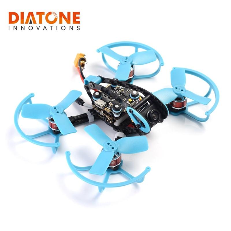 Diatone 2018 GT-R90 FPV Racing Drone F4 Integrated OSD TBS VTX G1 600TVL Camera 15A BLHeli_S ESC PNP VS Eachine Lizard95 X220 полка am pm inspire 50 см a5034500