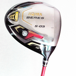 Cooyute New womens Golf clubs HONMA S-03 Golf driver 12loft driver clubs Graphite Golf shaft and wood headcover Free shipping