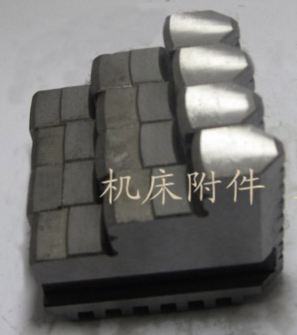 four jaws external jaw for K12-250 lathe chucks machines tools цена