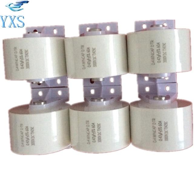 MKPH-R 3000VDC 60A супер фарах высокая частота резонансный конденсатор 0,22 мкФ 0,25 мкФ 0,44 мкФ 0,5 мкФ