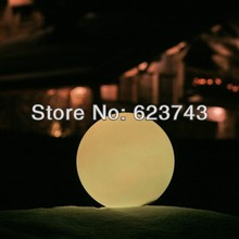 Wireless charging multi-color Dia15cm LED Ball table lamp waterproof,rechargeable globe night light egg of Christmas gift