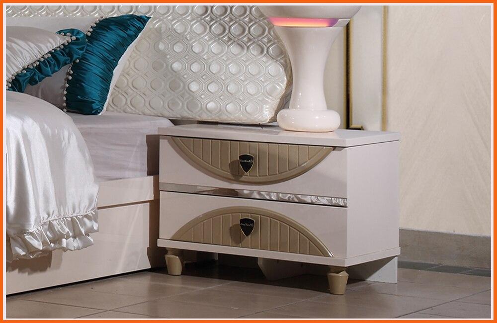 2017 Försäljning Nattduksbord Coiffeuse Table De Maquillage Lågt - Möbel - Foto 3