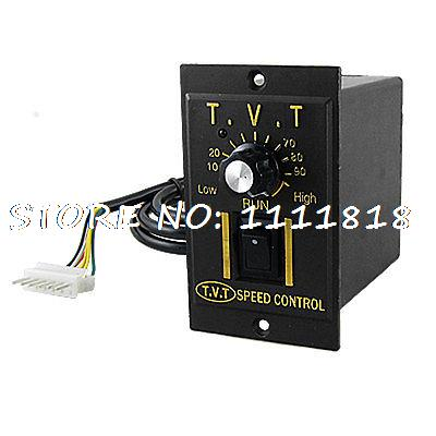 CW CCW Reversible Gear Motor Speed Control Controller AC 220V 120W speed gear в луганске