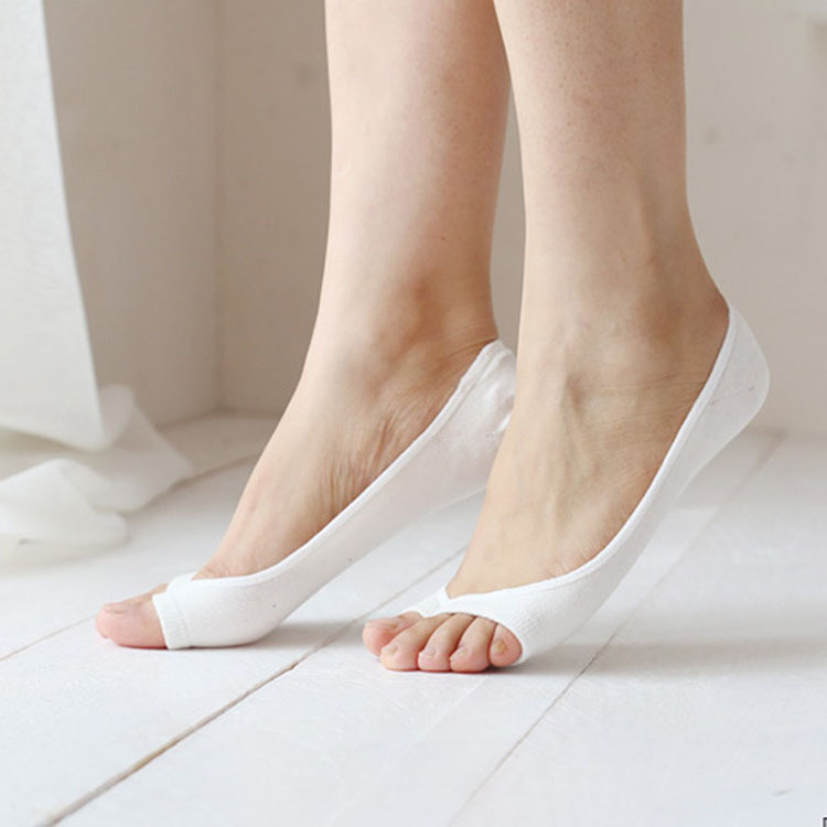 Women Summer Socks Cotton invisible Anti Slip Ankle Boat Socks Free Shipping