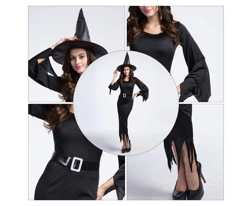 Aliexpress Com Buy 2017 Maleficent Costume Sexy Witch Halloween