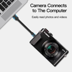 Image 3 - Vention Mini USB kablosu USB Mini usb hızlı şarj kablosu için dijital kamera HDD MP3 MP4 oynatıcı tabletler GPS
