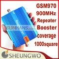 Прямой Маркетинг Sunhans booster GSM 970 GSM 900 МГц охват 1000 квадратных усилитель сигнала повторитель усилитель 20 шт./лот
