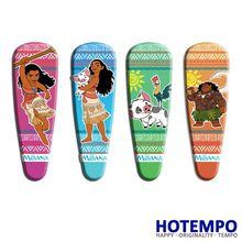 HOTEMPO pua moana Ocean Princess Vaiana Action Figure Toys for Girls Hairpins Baby Kids Girls Birthday Gifts Hairclips(China)