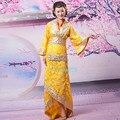 НОВЫЙ 2017 женский костюм hanfu женский Китайский традиционный костюм ancien костюм chinois danza folclorica китай