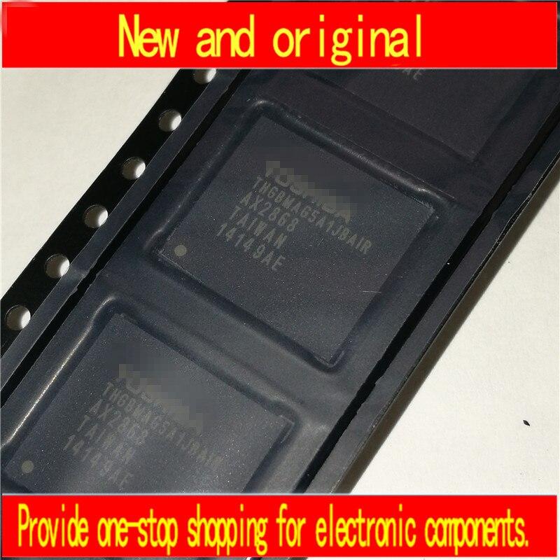 100 New Original THGBMAG5A1JBAIR 4GB EMMC BGA THGBMAG5A1JBA1R