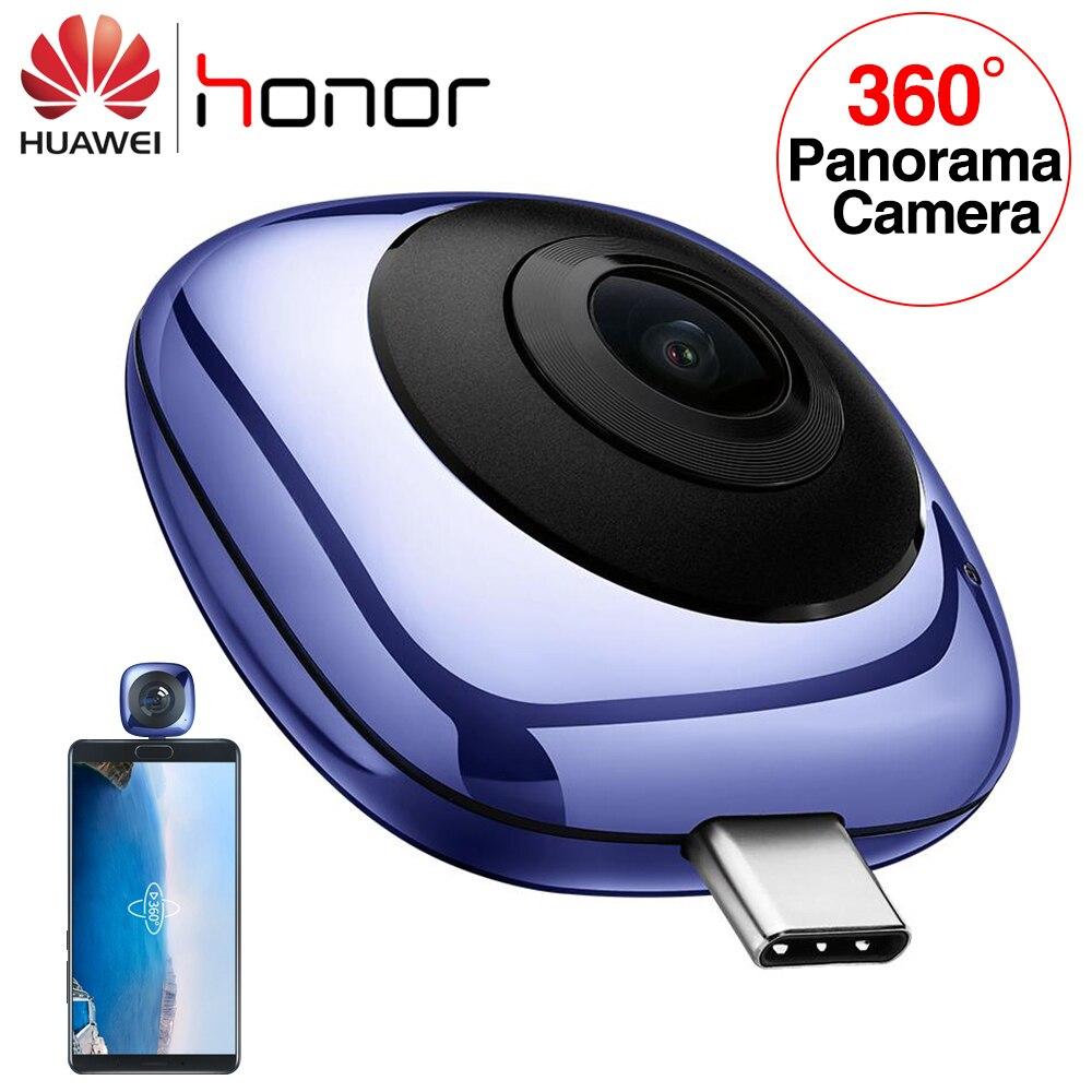 Original Huawei 360 lentille de caméra panoramique Envizion Hd 3D caméra de mouvement en direct 360 degrés grand Angle Android téléphone Mobile externe-in Accessoires connectés from Electronique    1